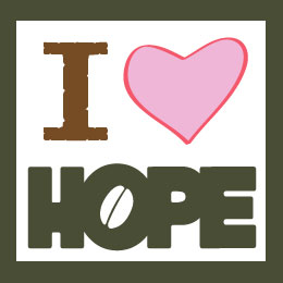 I Heart HOPE Coffee